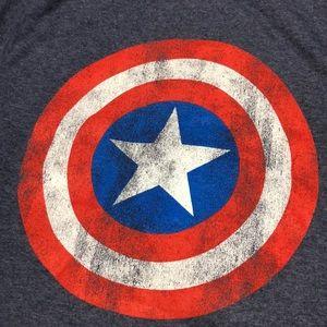 Captain America T-shirt (M)